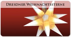 Dresdner Weihnachtssterne