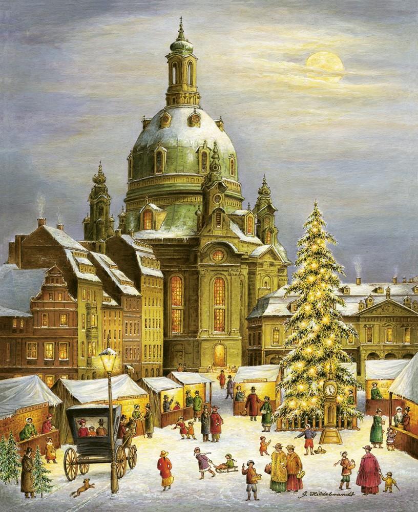 Brück & Sohn - Adventskalender - Frauenkirche Dresden