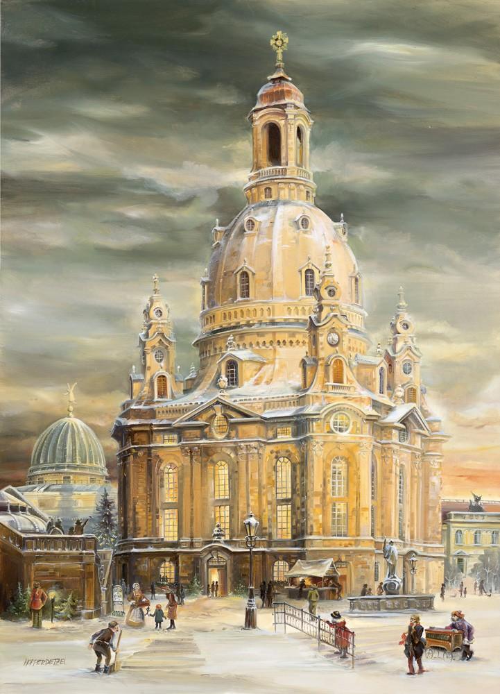 Brück & Sohn - Adventskalender - Frauenkirche Dresden neu
