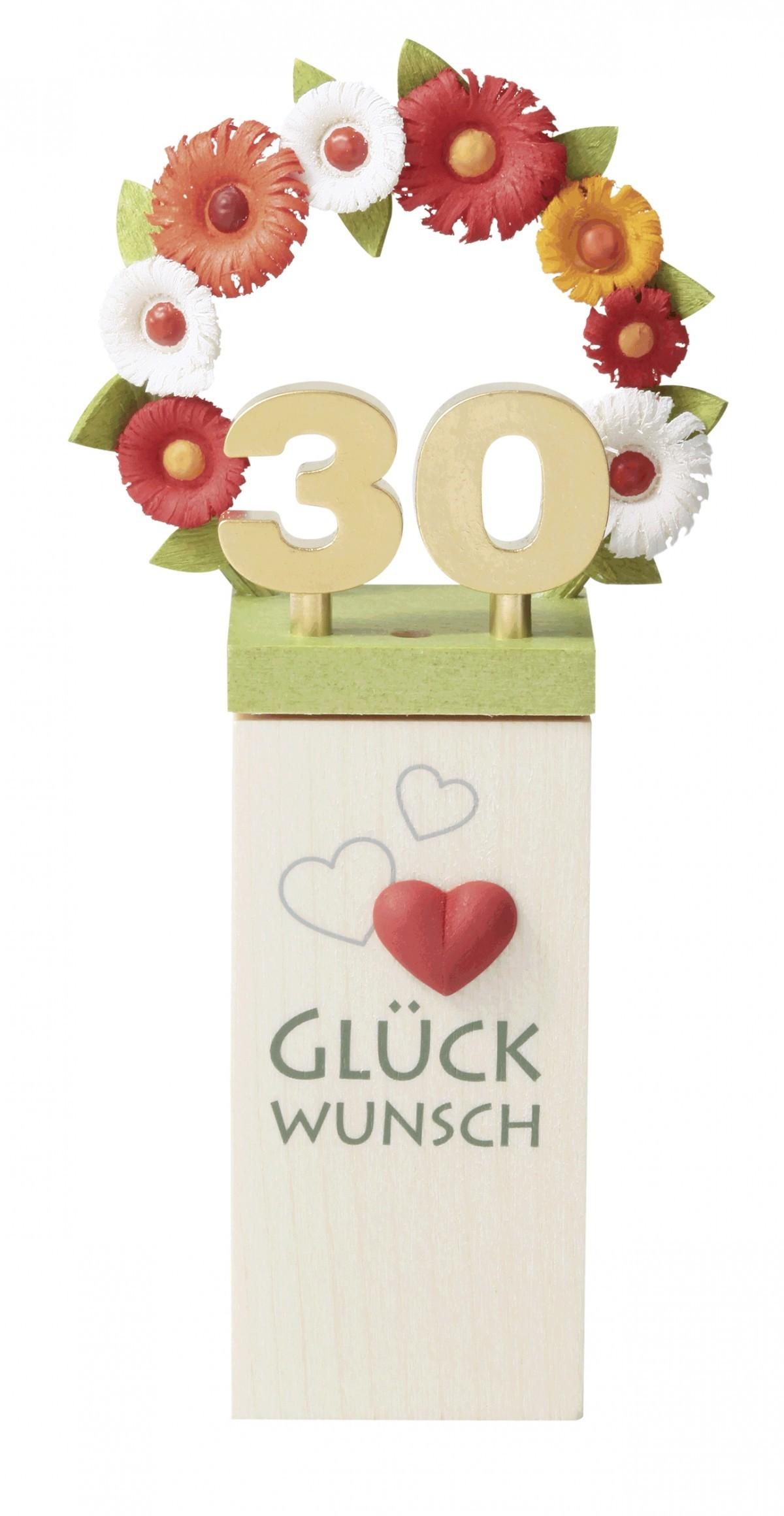 Günter Reichel - Glückwunschsockel