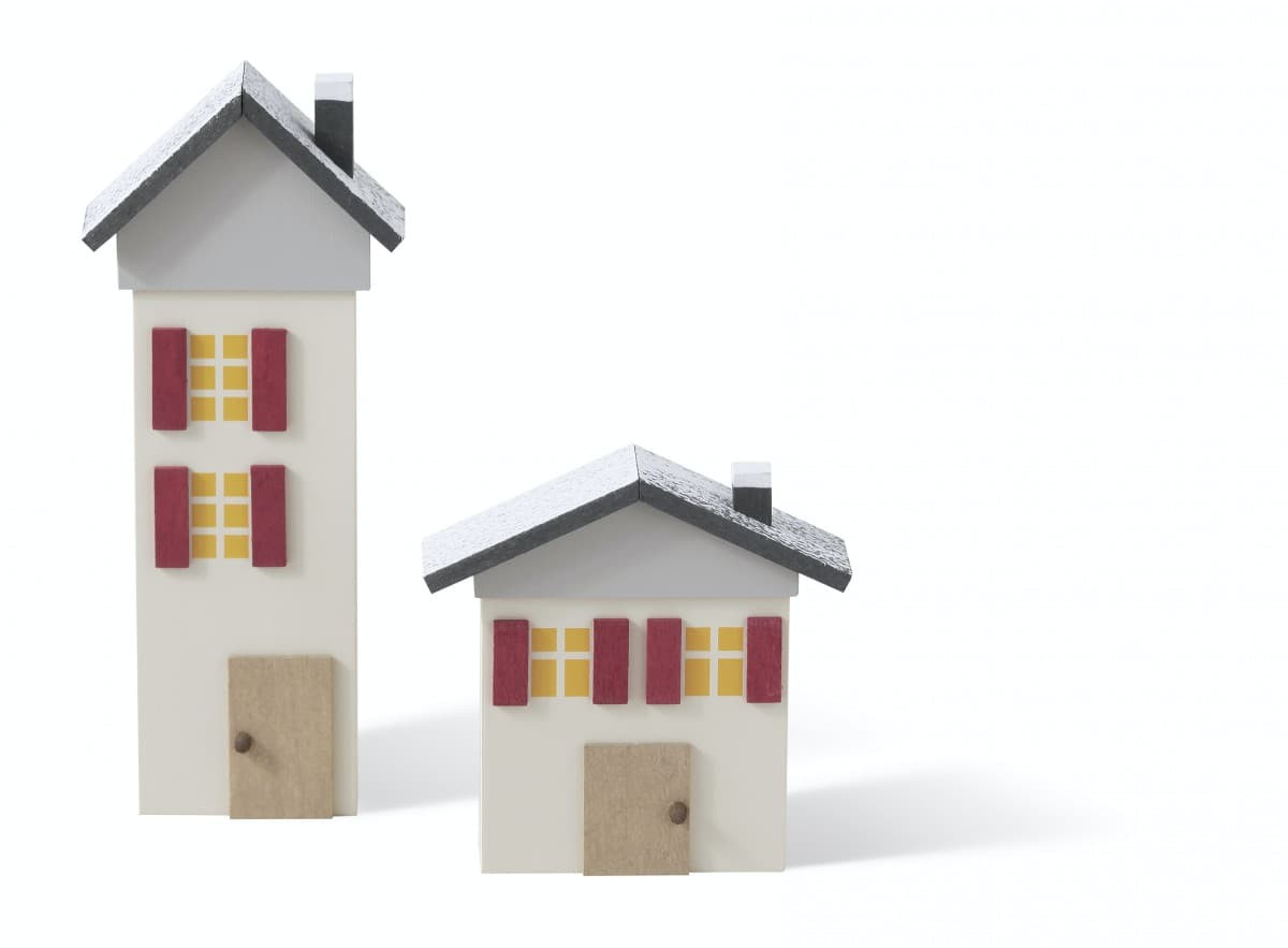 Günter Reichel - Häuser, 2-teilig