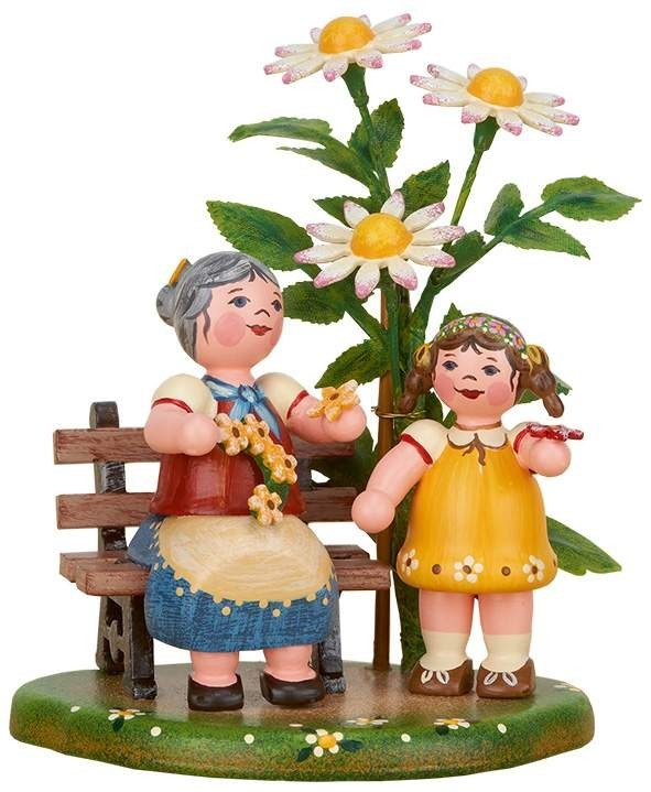 Hubrig Volkskunst - Landidyll - Meine Oma