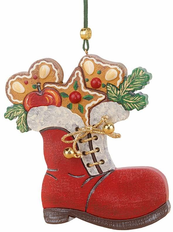 Hubrig Volkskunst - Baumbehang - Nikolausstiefel