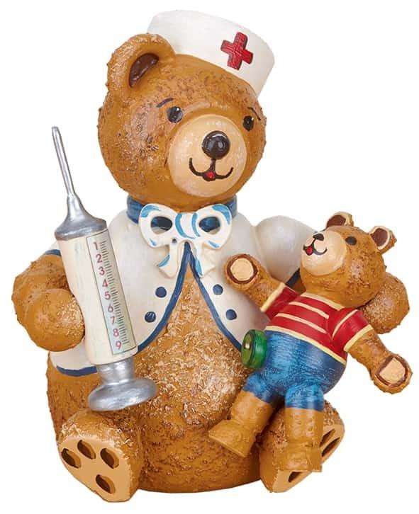 """Hubiduu - Teddy mit Herz - """"Erste Hilfe"""""""
