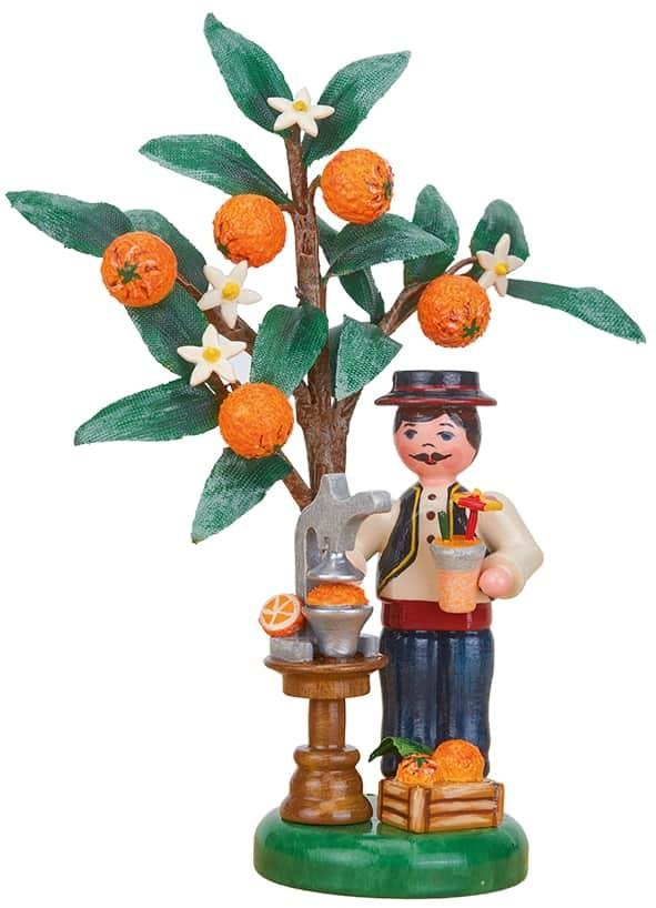 Jahresfigur 2021 - Orange 13cm