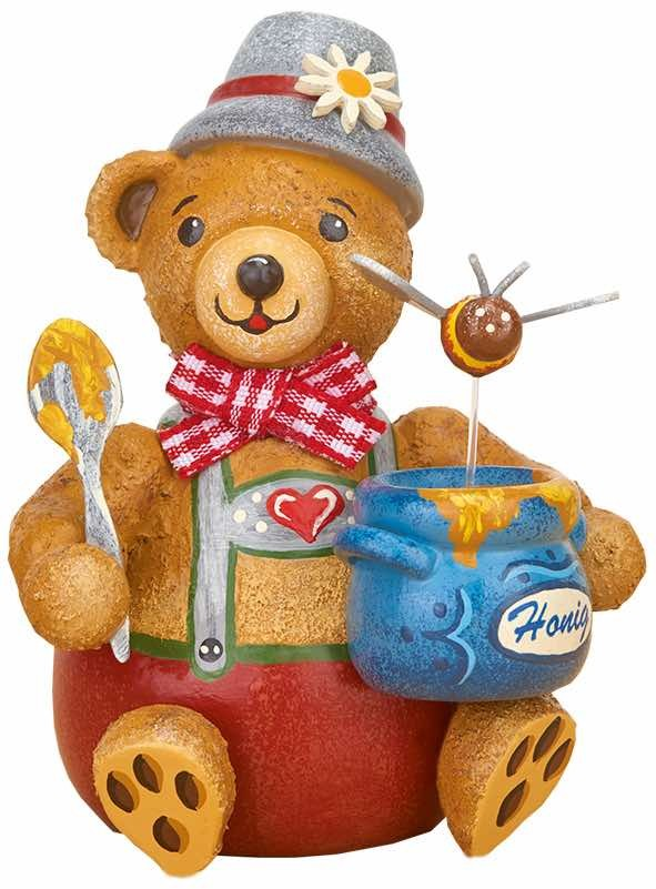 Hubiduu - Teddy mit Herz - Honigbärli