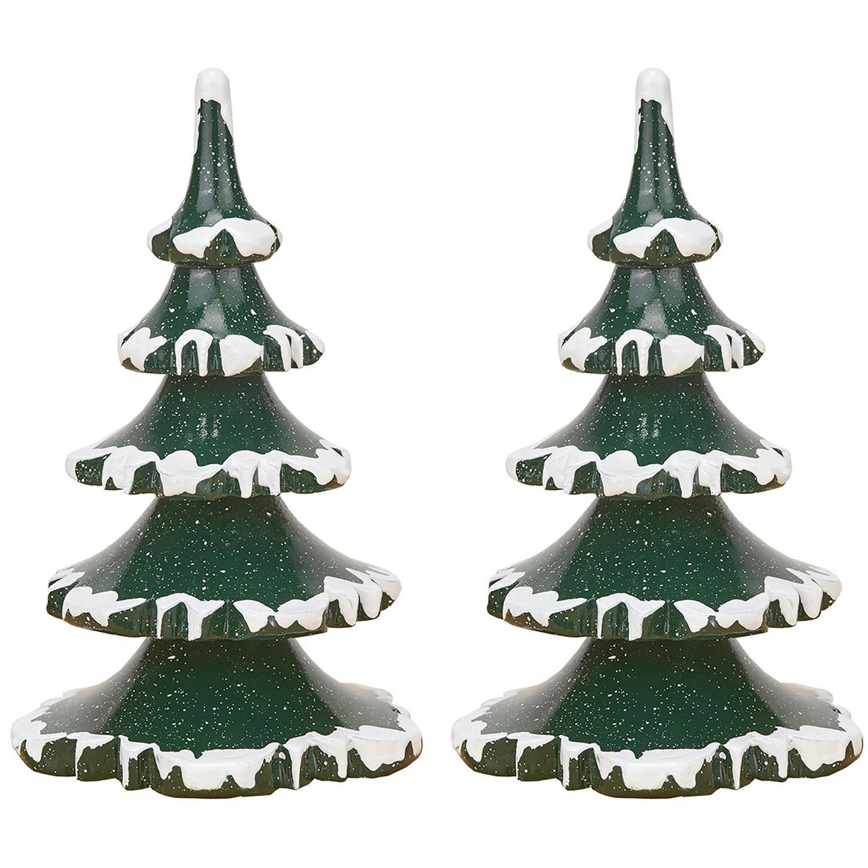 Hubrig - Winterkinder - Winterbaum groß, 2-teilig