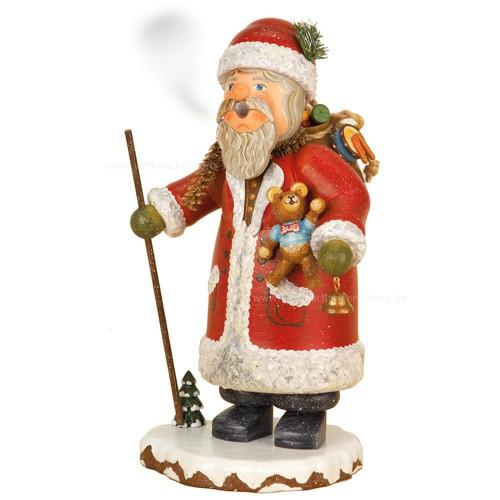 Räuchermann Winterkinder - Weihnachtsmann