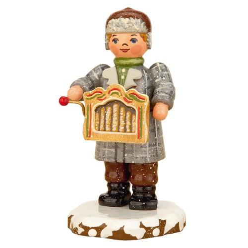 Hubrig - Winterkinder - Drehorgelspieler