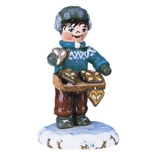 Hubrig - Winterkinder - Leckere Lebkuchen