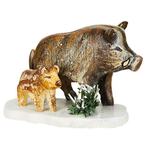 Hubrig - Winterkinder - Wildschweine
