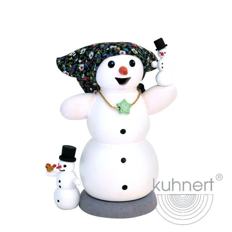 Kuhnert - Schneemann mit 2 Kindern