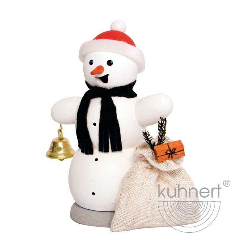 Kuhnert - Schneemann mit Geschenkesack