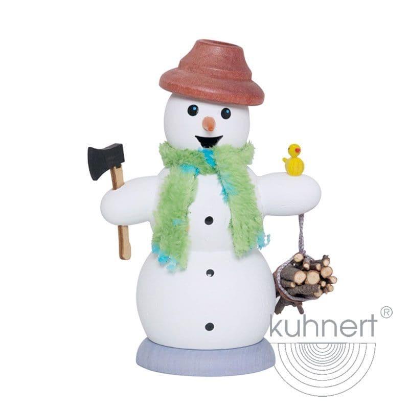 Kuhnert - Schneemann Holzsammler