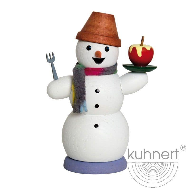 Kuhnert - Schneemann mit Bratapfel