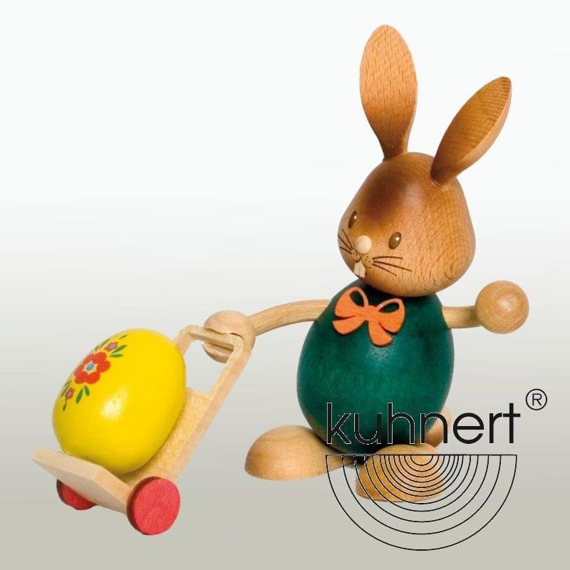 Kuhnert - Stupsi Hase mit Trolley