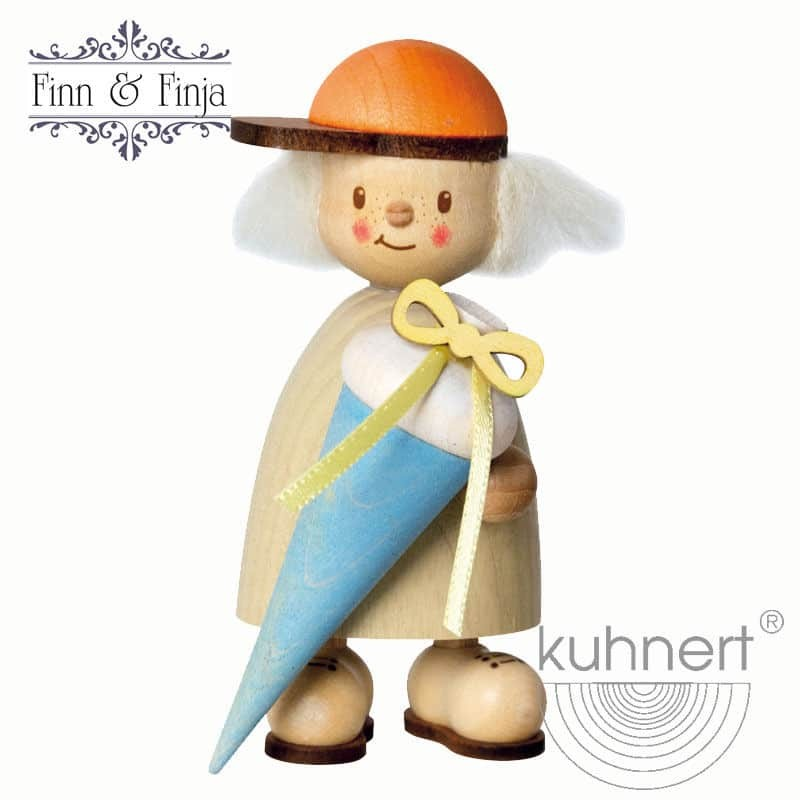 Kuhnert - Finn als Schulanfänger