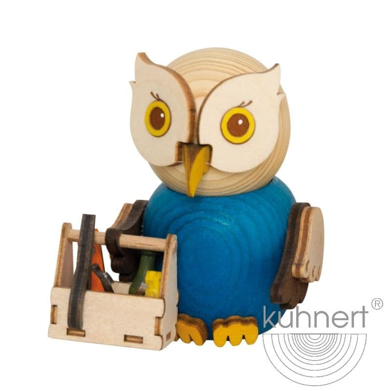 Kuhnert - MINI Eule Handwerker