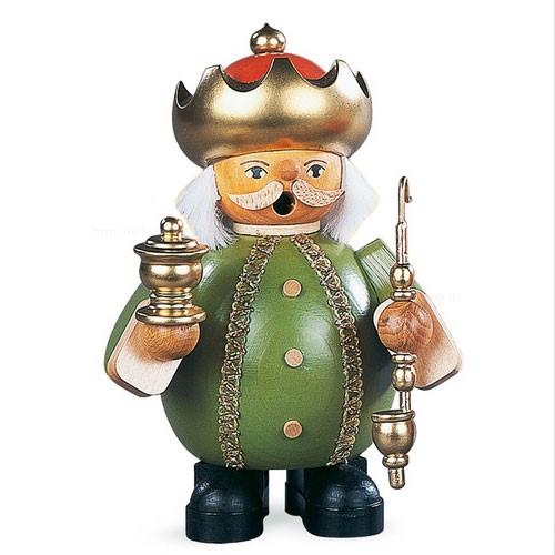 Müller Räuchermann Caspar, klein Die Drei Weisen, 12x14cm