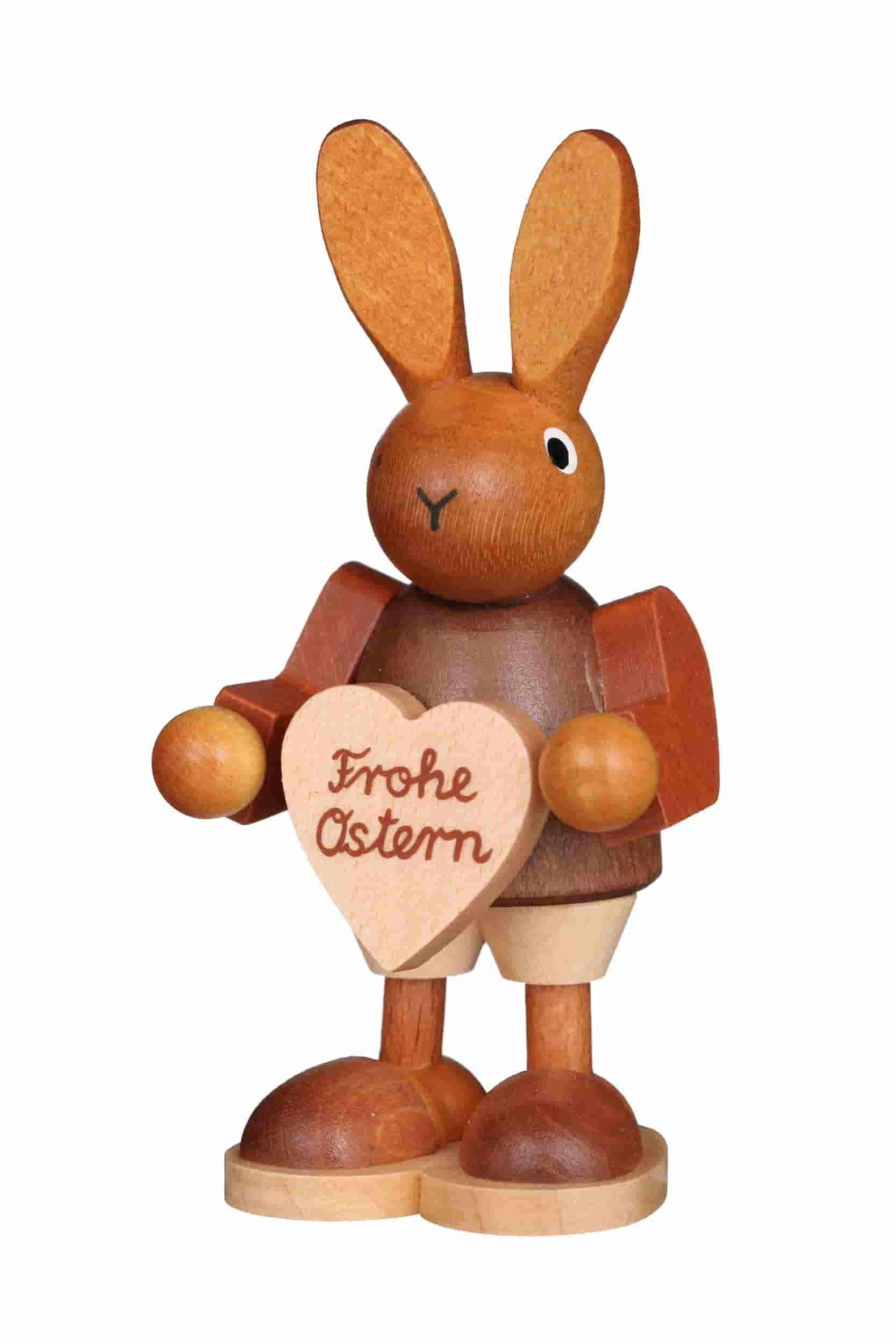 Christian Ulbricht - Hase mit Herz natur