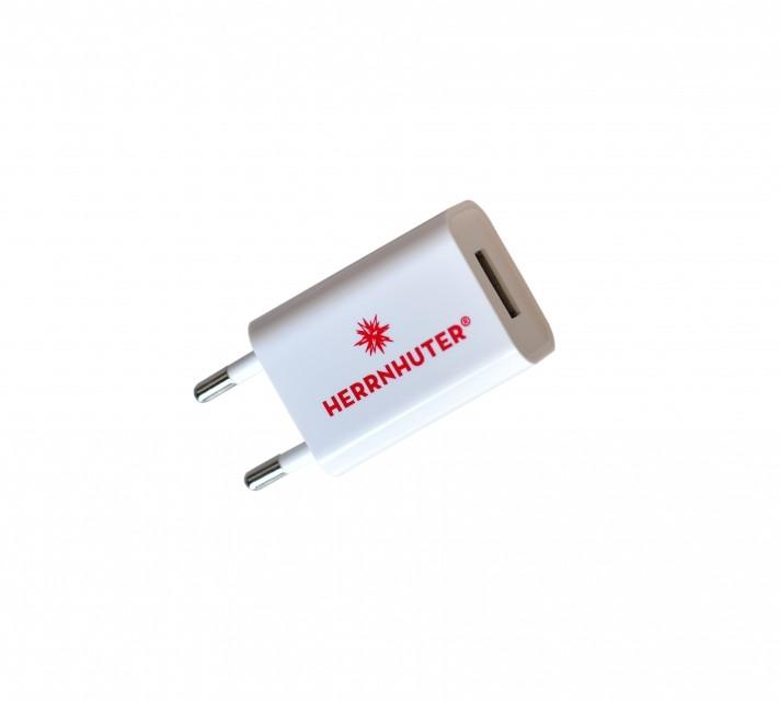 USB-Netzgerät für Beleuchtung von Original Herrnhuter Sternen (ø 13 cm) für innen