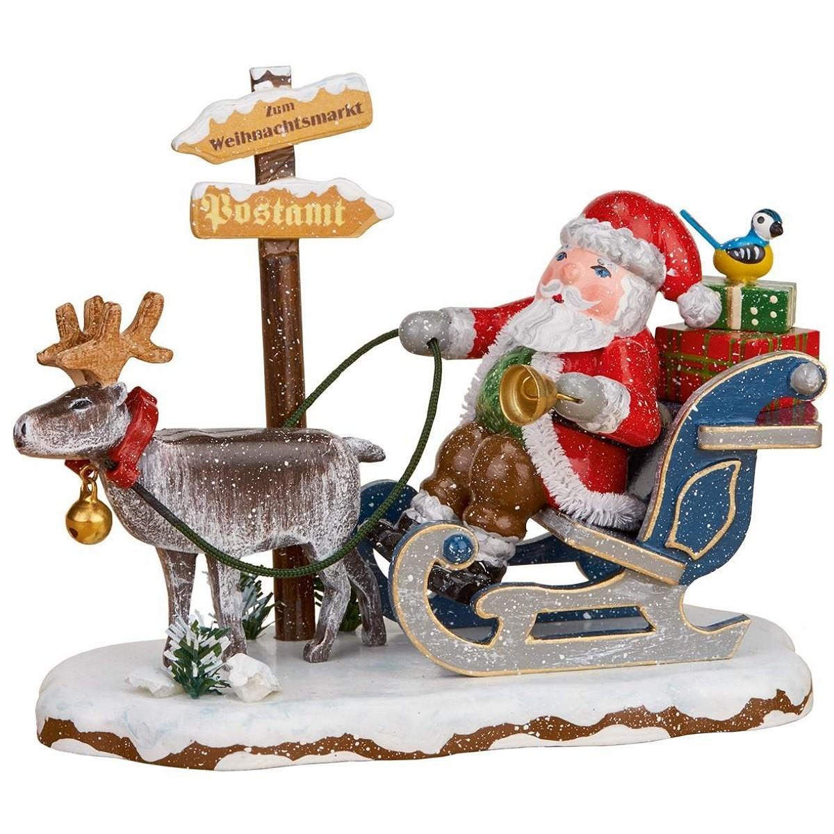 Hubrig - Winterkinder - Hurra, der Weihnachtsmann kommt