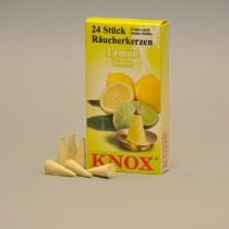 KNOX Räucherkerzen Lemon 24 St. / Pkg.