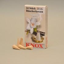 KNOX Räucherkerzen Vanille 24 St. / Pkg.
