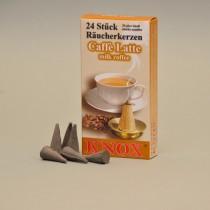 KNOX Räucherkerzen Caffé Latte  24 St. / Pkg.
