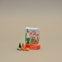 """KNOX Räucherkerzen """"Die Kleinen"""" bunt gemischt 24 St. / Pkg."""