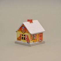 """Räucherhaus """"Weihnachtshaus mit Weihnachtsmann"""""""