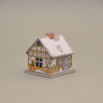 """Räucherhaus """"Fachwerkhaus Winter"""""""