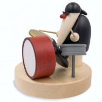 Köhler - Herr Schneider am Schlagzeug