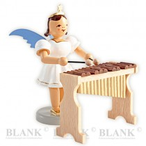 Blank - Kurzrockengel farbig mit Xylophone sitzend