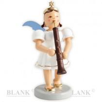 Blank - Kurzrockengel farbig mit Oboe