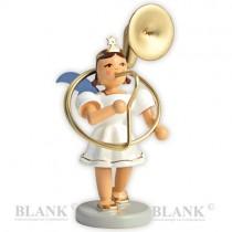 Blank - Kurzrockengel farbig mit Sousaphon