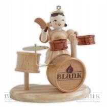 Blank - Kurzrockengel mit Schlagzeug