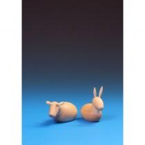 Schalling - Ochse und Esel 2-teilig