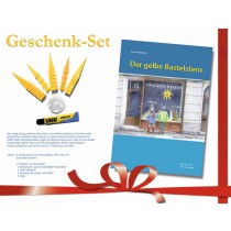 Geschenk-Set - Der gelbe Bastelstern