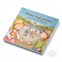 Kinderbuch - Emmi & Jonas in der Herrnhuter Sterne Manufaktur