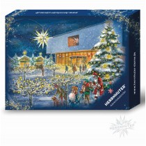 Original Herrnhuter Adventskalender