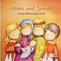 Kinderbuch - Emmi & Jonas und die Weihnachtsgeschichte