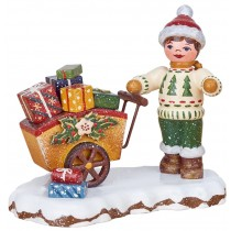 Hubrig Volkskunst - Winterkinder - Geschenkekind