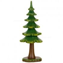 Hubrig Volkskunst - Frühling und Sommer - Minis Grünzeug - Sommerbaum groß - 19 cm