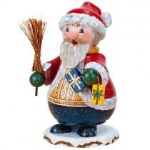 Hubrig Volkskunst - Räuchermänner und Räucherwichtel - Weihnachtsmann Nico