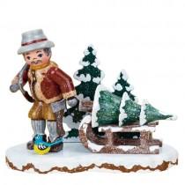 Winterkinder - Christbaumdieb
