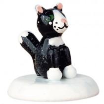 Hubrig - Winterkinder - Katze schwarz