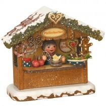 Winterkinder - Pfefferkuchenhäusel