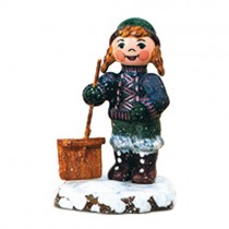 Hubrig - Winterkinder - Schneefeger