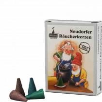 HUSS - Neudorfer Räucherkerzen Mini Bunte Mischung